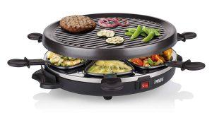 Service à raclette Princess 162725 avec grill
